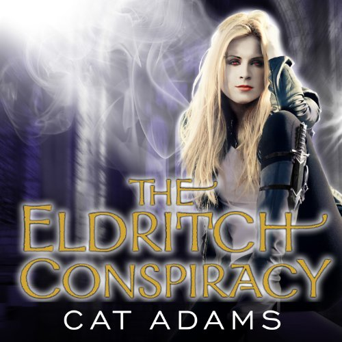 The Eldritch Conspiracy audiobook cover art