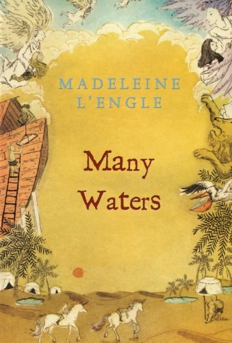 Many Waters (A Wrinkle in Time Quin…