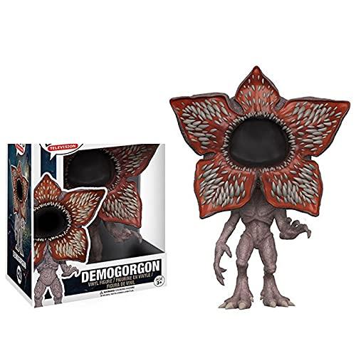 Figuras Pop Stranger Things Y Demogorgon # 428 Figura De Acción De Vinilo 10Cm, Colección De PVC,...