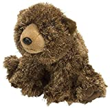Wild Republic Brown Bear Plush, Stuffed Animal, Plush Toy, Gifts for Kids, Cuddlekins 8 Inches
