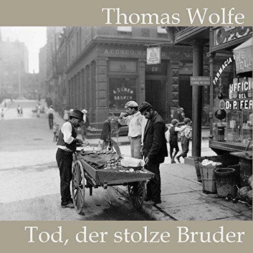 Tod, der stolze Bruder audiobook cover art