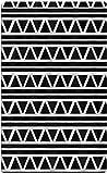Toalla de Playa, líneas de Rayas 31.5 'X 51' Toalla de SPA para Piscina de Alta absorción, de Secado rápido y Ligero