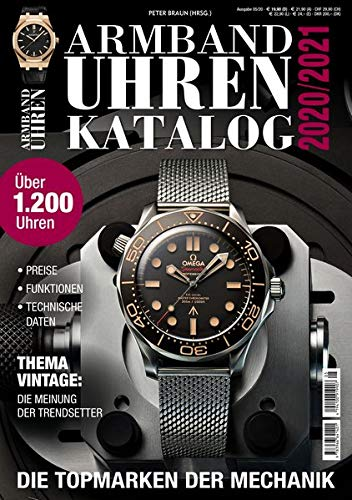 Armbanduhren Katalog 2020/2021