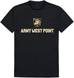 USMA United States Military Academy Army Black Nights NCAA Freshman Tee T-Shirt Black