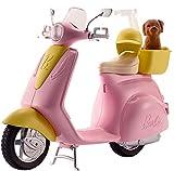 Barbie - DVX56  - Scooter et Petit Chien