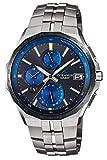 [カシオ] 腕時計 オシアナス Manta Bluetooth 搭載 電波ソーラー OCW-S5000E-1AJF メンズ シルバー