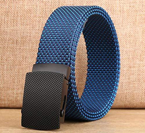 ZHYAODAI Cinturones Militares Tácticos Masculino Cinturón De Nylon Hebilla Metálica para Hombres Jeans De Adiestramiento del Ejército De Exterior