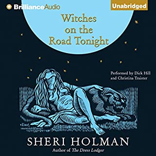 Witches on the Road Tonight audiobook cover art