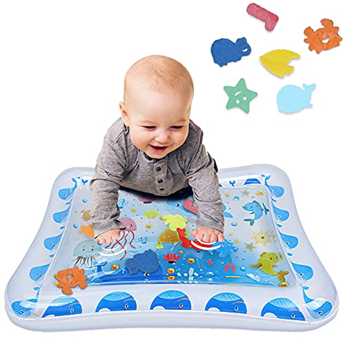 Airlab Tummy Time Baby Water Play Mat review