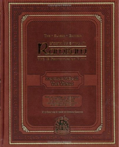 Download Rambam  the 13 Principles of Faith: Principles VIII & IX, With an Anthology of Commentaries from the Talmud, Midrash, Rishonim and Acharonim, and Elucidation from the Works of the Lubavitcher Rebbe, Slager Edition (The Gutnick Library of Jewish Classics) 1934152110