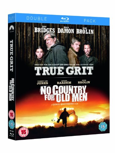True Grit / No Country for Old Men Double Pack [Blu-ray] (Region Free)