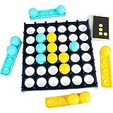Chilits Juego de pelota bouncy, juego interactivo para padres e hijos, juego de mesa de juegos de mesa, juegos interactivos de familia, juguetes educativos para hombres y mujeres