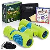 Best Binoculars For Kids - Kids Binoculars girls or boys Real Binoculars in Review