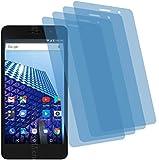 4ProTec I 4X ANTIREFLEX matt Schutzfolie für Archos Access 50 Color 4G Bildschirmschutzfolie Displayschutzfolie Schutzhülle Bildschirmschutz Bildschirmfolie Folie