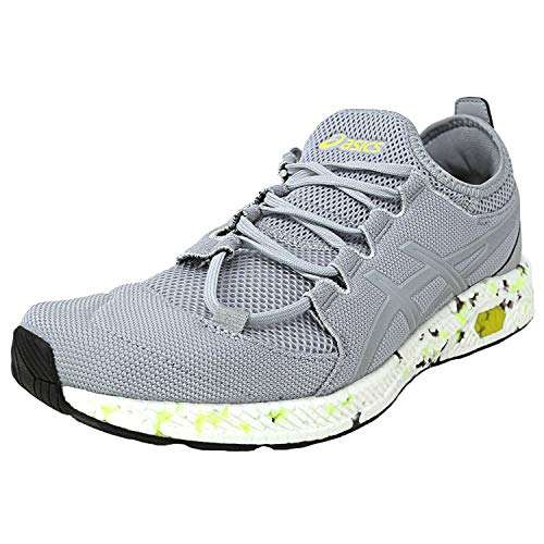 ASICS Men's HyperGEL-SAI Running Shoes, 9.5M, MID Grey/MID Grey
