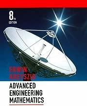 Advanced Engineering Mathematics by Erwin Kreyszig (1999-01-01)