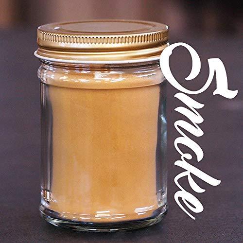 ミートガイ ヒッコリーの天然スモークパウダー(くん液) 瓶詰 約70g Powdered Hickory Smoke In a Jar