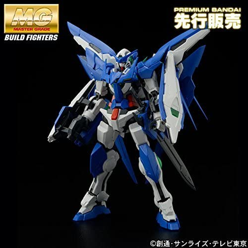 Bandai Hobby MG 1 100 Gundam Amazing Exia PPGN-001 (Plastic kit) by Bandai