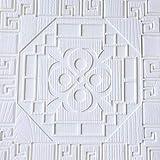 WLINK 3D PE Ladrillo De Pared Anti-ColisióN para NiñOs Etiqueta Autoadhesiva De Espuma Paneles De Papel Tapiz HabitacióN Decal