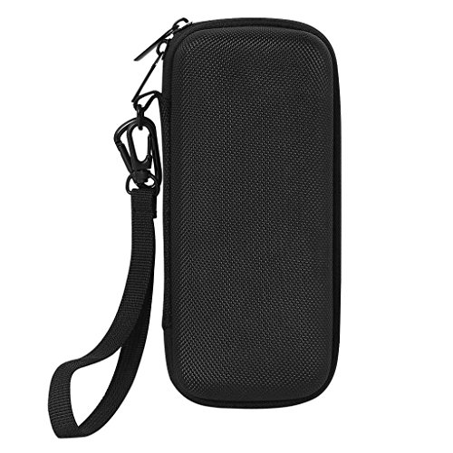 GROOMY Storage Bag, Hard EVA Zipper Case Storage Bag Pouch for Anker PowerCore 20100mAh and Cable