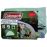 Coleman Event Shelter Pro XL 4.5 x 4.5 m(15 x 15フィート)のサイドパネル、Gazeboサイドパネル、高サンプロテクション50+、防水、グリーン