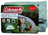 Coleman Panel lateral para Event Shelter XL y Event Shelter Pro XL, panel lateral de gazebo, protección solar, resistente al agua, 4,5 x 4,5 m