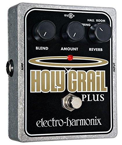 electro-harmonix Holy Grail Plus Holy Grail plus Pedal -