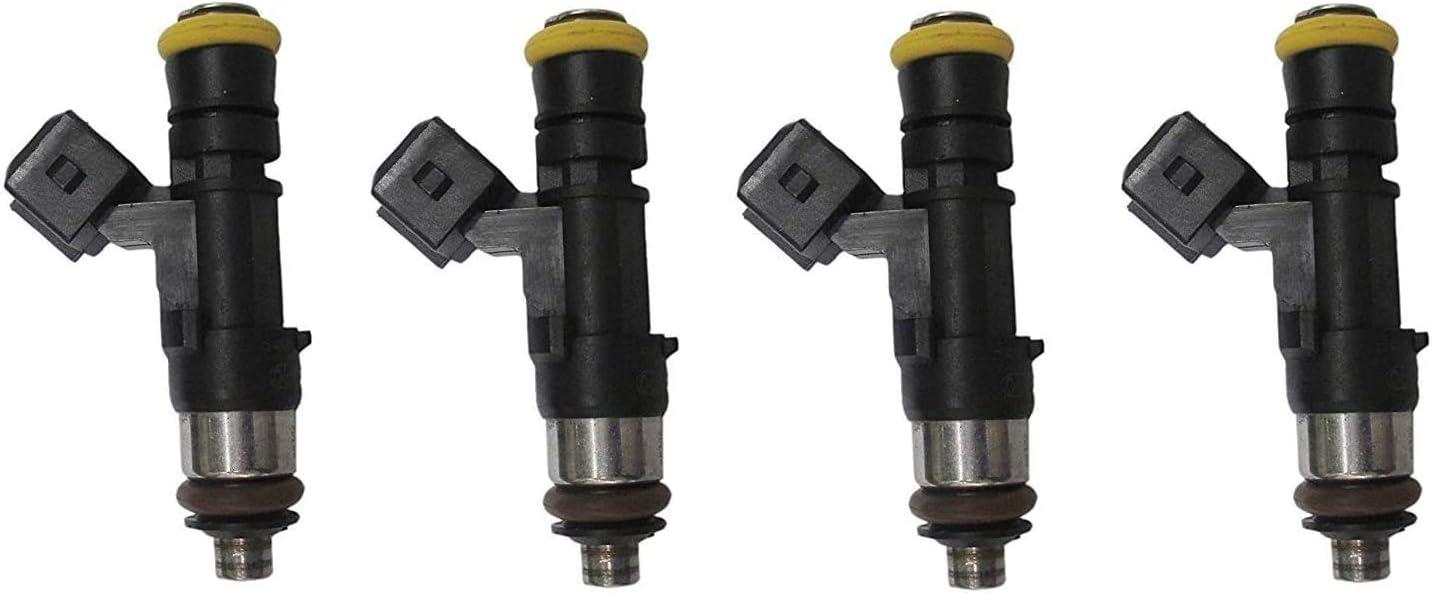 0280158830 0280158829 New 1700cc High 5 ☆ popular Injectors cheap Impedance C Fuel