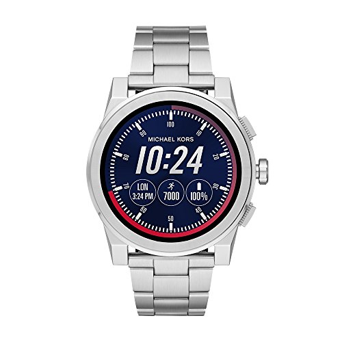 Michael Kors Reloj Hombre de Digital con Correa en Acero Inoxidable MKT5025