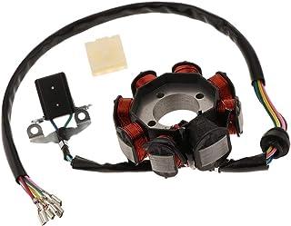 KESOTO CG125 CG Stator Coils Motocicletas Motor Gerador Ignição