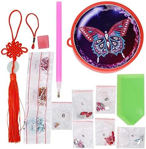 Diamond Painting Kits Diamond Painting Lamp m voor kinderen en zwangere vrouwen voor ontspanning en woondecoratie