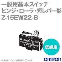オムロン(OMRON) Z-15EW22-B マイクロスイッチZシリーズ (ヒンジ・ローラ・短レバー形) NN