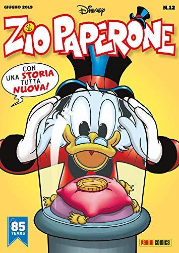 Fumetto Zio Paperone N° 12 - Disney Panini Comics - Italiano