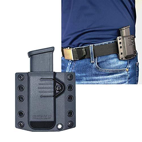 Bravo Concealment: Glock 19 23 32 26 27 Single Magazine Pouch