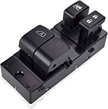 25401-ZP50A Driver Side Master Power Window Switch for Nissan Frontier 2007 2008 2009 2010 2011 2012 2013 2014 2015 2016 2017