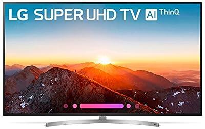 LG 75SK8070PUA 75-Inch 4K Ultra HD Smart LED TV - 2018 Model by LG