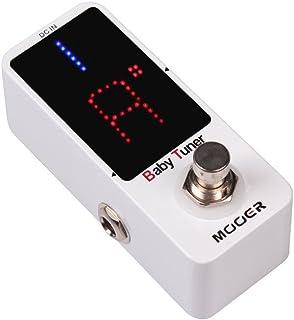 【国内正規品】 Mooer ムーアー Micro Series ギター/ベース用チューナー Baby Tuner