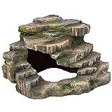 Trixie Rocher d'Angle A Caverne et Plateforme 26 × 20 × 26 cm