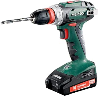 METABO BS 18 QUICK CORDLESS DRILL/SCREWDRIVER