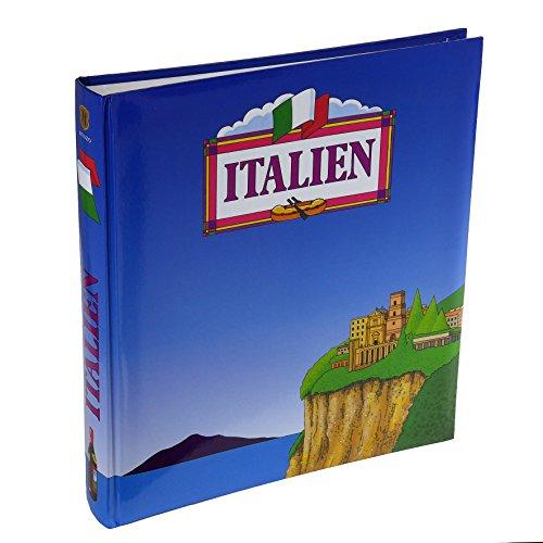 Henzo Fotoalbum ITALIEN Blau