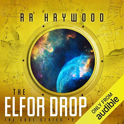 The Elfor Drop Audiobook By R. R. Haywood cover art