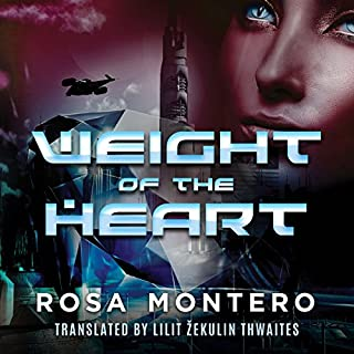 Weight of the Heart audiobook cover art