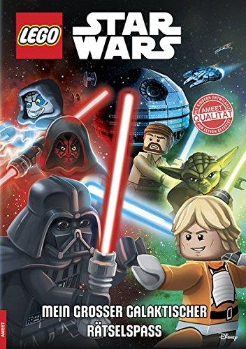 LEGO® Star Wars™ Mein großer galaktischer Rätselspaß