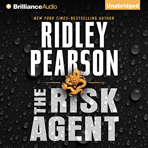 The Risk Agent audiobook cover art