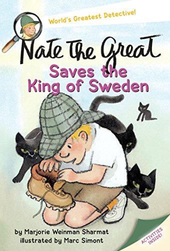 Nate the Great Saves the King of Sweden (English Edition)