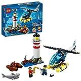 LEGO City - Policía de Élite: Detención en el Faro, Juego de construcción (60274)
