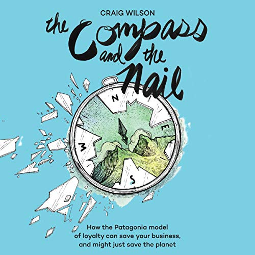 The Compass and the Nail audiobook cover art