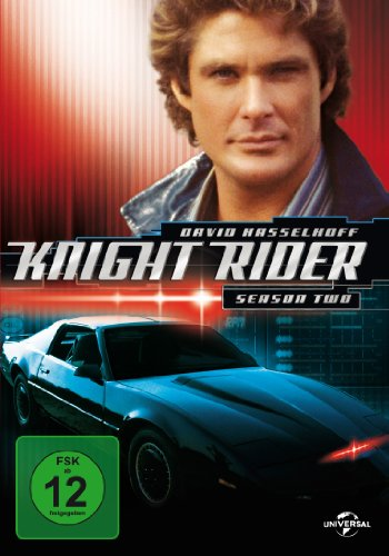 Knight Rider - Season 2 [6 DVDs]