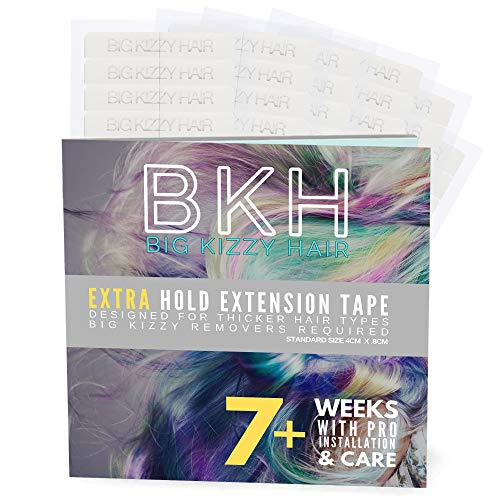 BIG KIZZY- Hair Extensions Tape