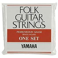 YAMAHA FS530 アコースティックギター弦×3セット